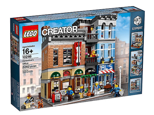 Lego 10246 Creator Expert Detective's Office