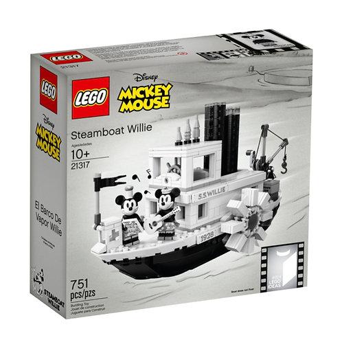 Lego 21317 Disney Steamboat Willie