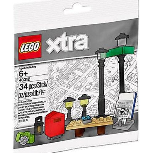 Lego xtra 40312 Sokak Lambaları