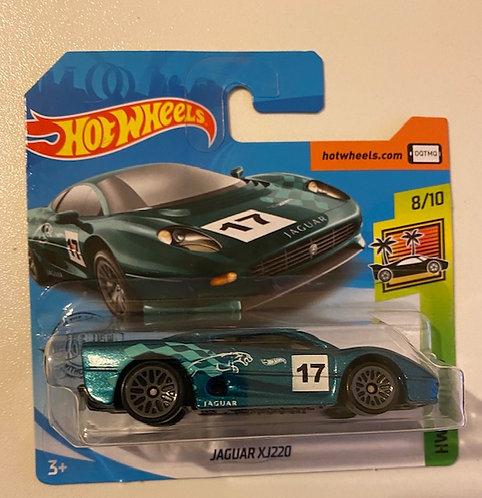 Hot Wheels Jaguar XJ220
