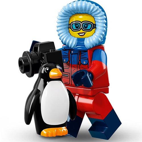 Lego Minifigür Seri 16 Wildlife Photographer