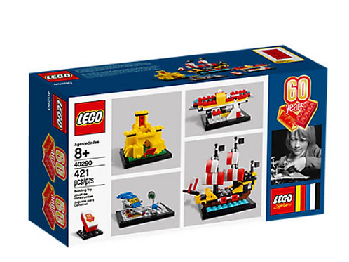 Lego 40290 60 Years of the LEGO® Brick