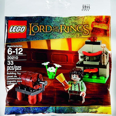 Frodo with Cooking Corner polybag 30210