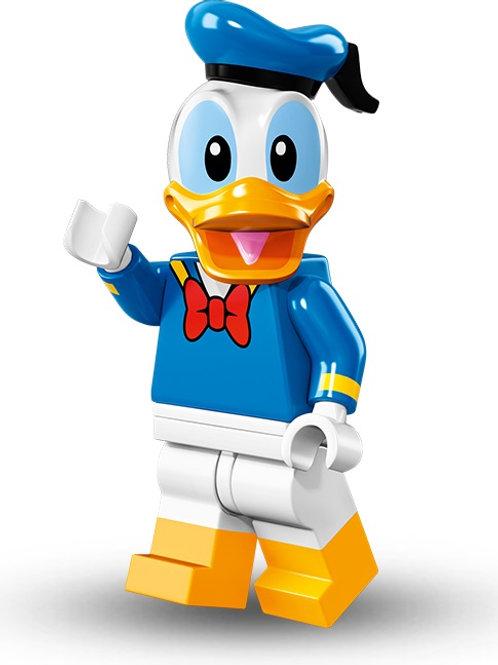 Lego Minifigür Disney Donald Duck