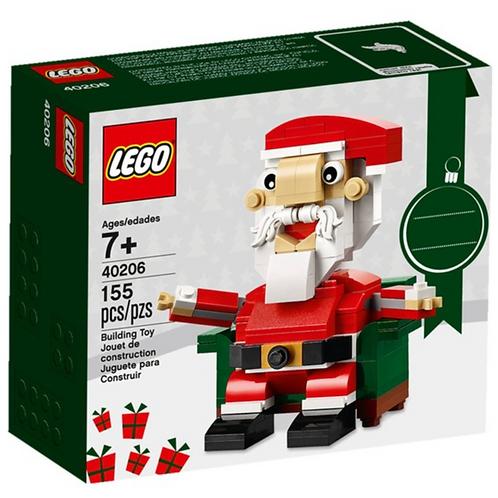 Lego 40206 Holiday Santa