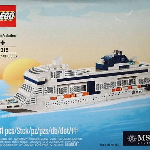 Lego 40318 MSC Cruises