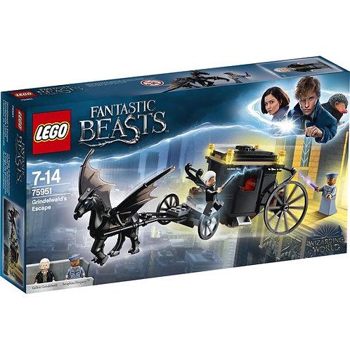 Lego 95951 Fantastic Beasts Grindelwald´s Escape