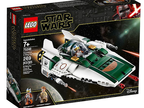 Lego Star Wars 75248 Resistance A-Wing Starfighter™