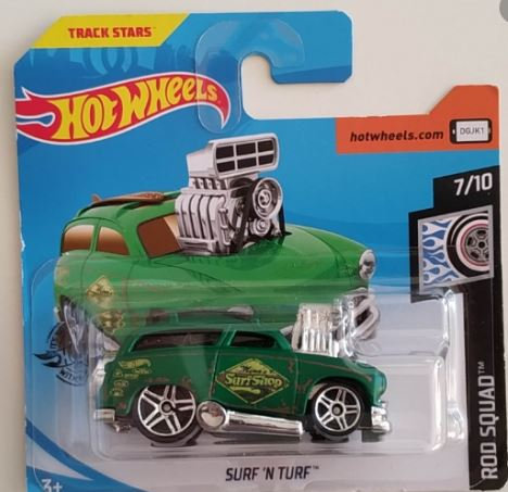 Hot Wheels Surf N Turf