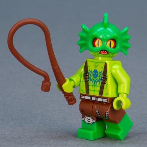 Lego Movie 2 Minifigure Series No:10 Swamp Creature