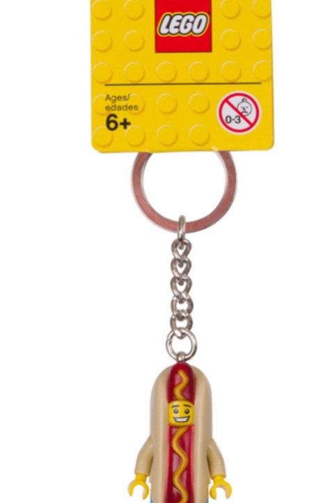Lego Anahtarlık 853571 Hot Dog Guy