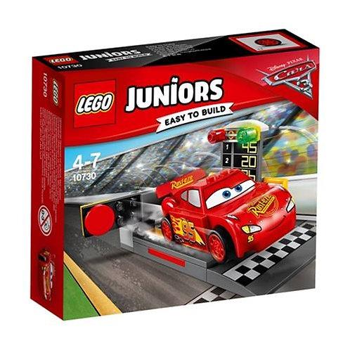 Lego Junior 10730 Lightning McQueen Speed Launcher
