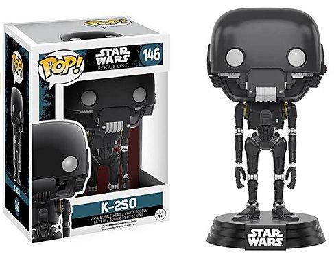 Funko Pop Star Wars 146 K-2SO