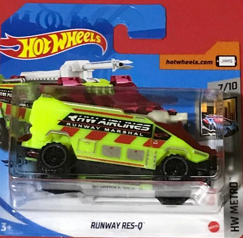 Hot Wheels Runway Res-Q