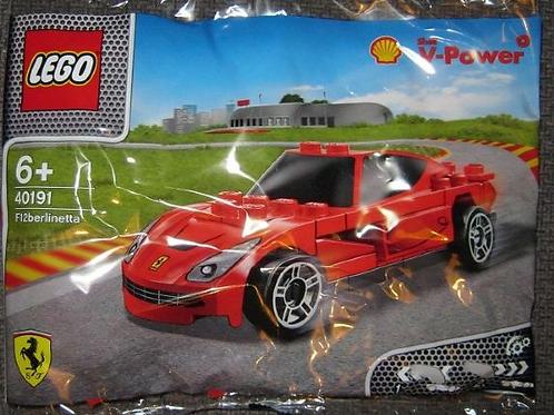 Ferrari F12 Berlinetta polybag 40191