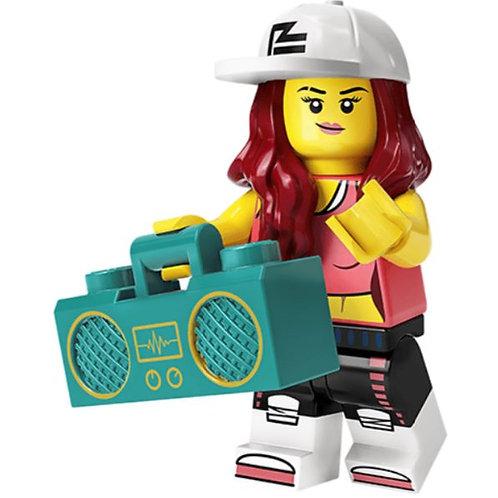 Lego Minifigür Seri 20 - 2 Numara