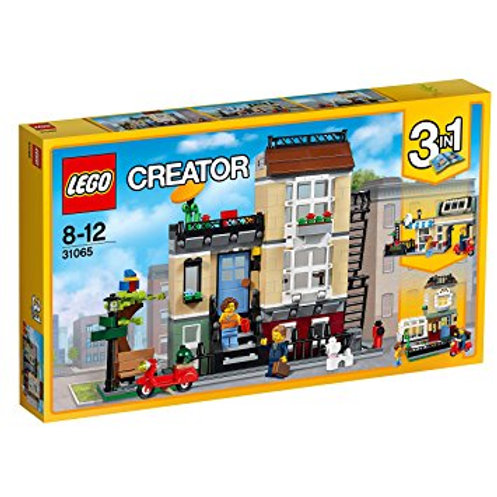 Lego Creator 31065 Park Street Townhouse