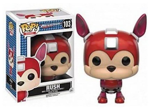 Funko Pop Games Megaman 103 Rush