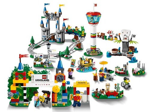 Legoland Billund 40346