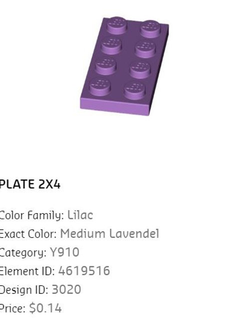 Plate 2x4