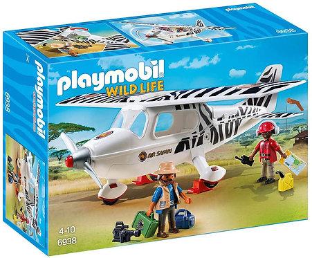 Playmobil 6938 Wildlife Safari Plane