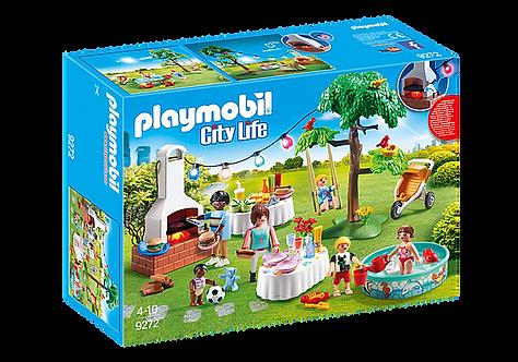 playmobil 9272 Housewarming Party
