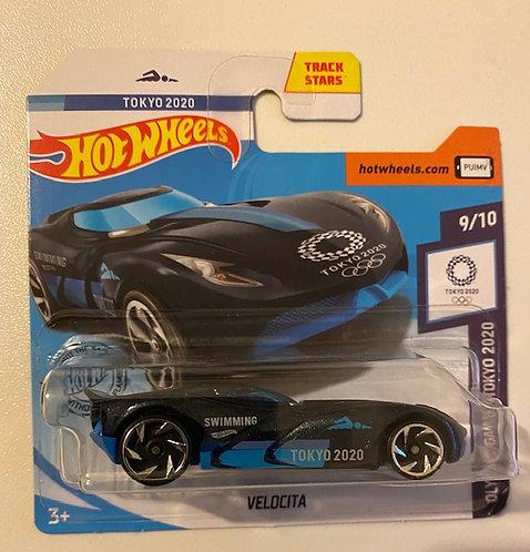 Hot Wheels Velocita