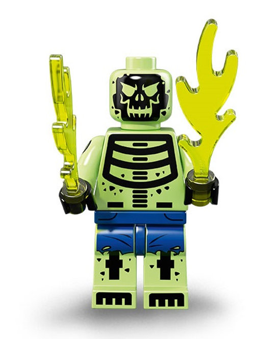 Lego Minifigür Batman 2 Seri Dr.Phosphorus