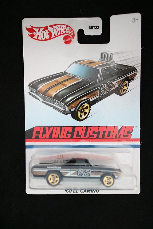 Hot Wheels Flying Customs '68 El Camino