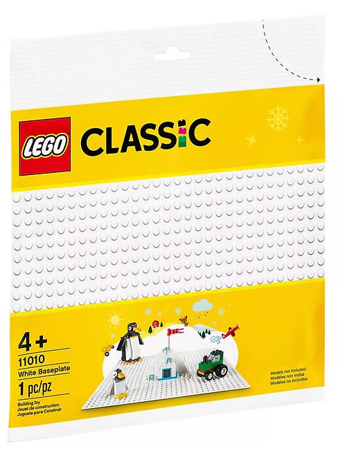 Lego Classic 11010 White Baseplate (zemin)