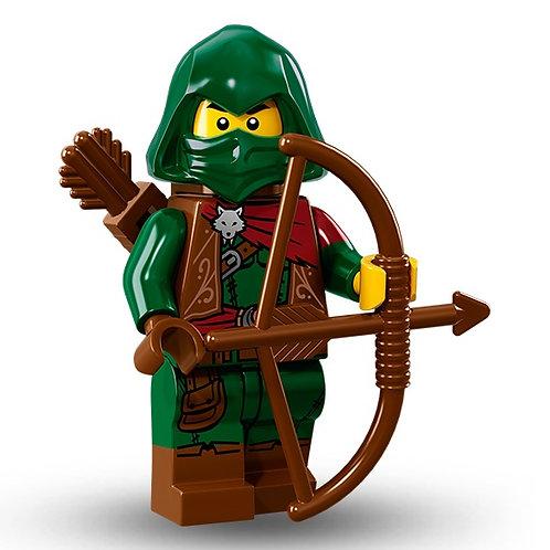 Lego Minifigür Seri 16 Rogue