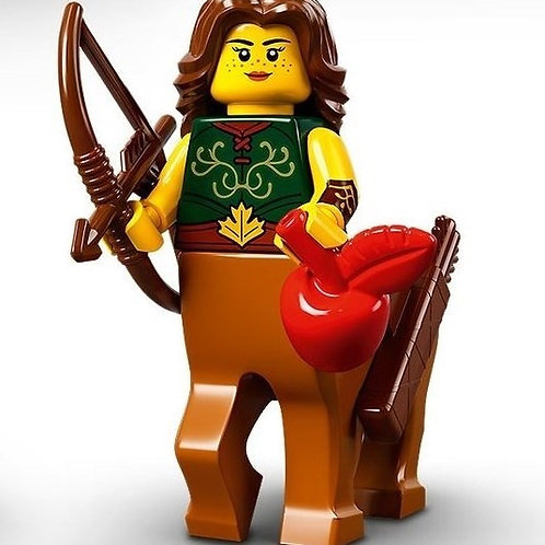 Lego Minifigür Seri 21 - 6 Centaur Warrior