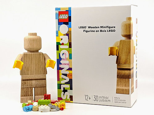 LEGO® Originals 853967 Wooden Minifigure