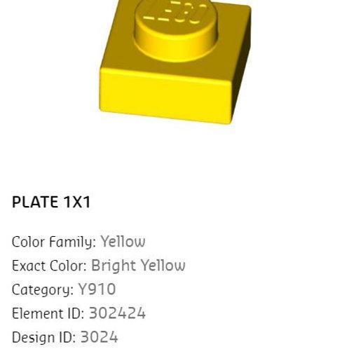 Plate 1x1