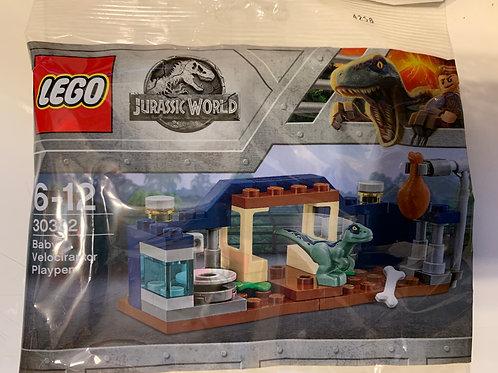 Lego Polybag 30382 Jurassic World Baby Velociraptor Playpen