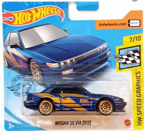 Hot Wheels Nissan Silvia S13