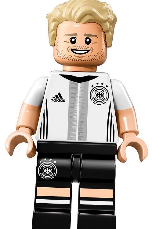 Lego Minifigür Seri DFB Andre Schürrle No:12
