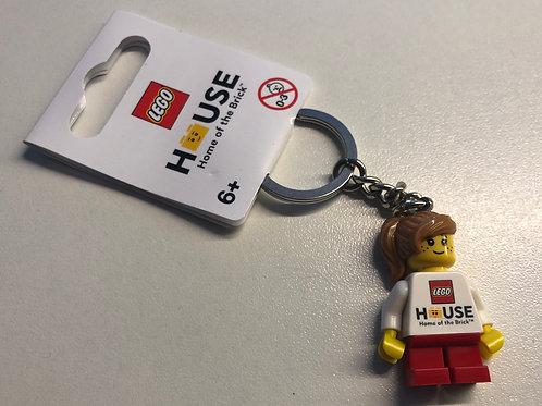 Lego House Home Of The Brick Figür Anahtarlık