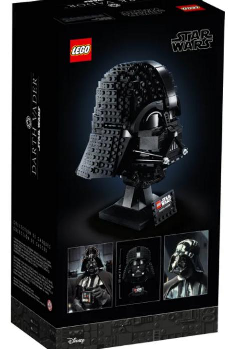 Lego Star Wars 75304 Darth Vader™ Kaskı