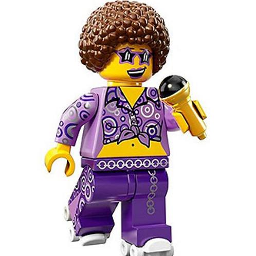Lego Minifigür Seri 13 Disco Diva No:13