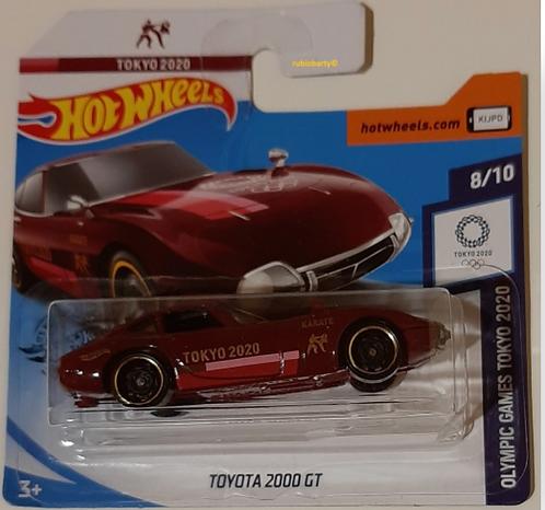 Hot Wheels Toyota 2000 GT