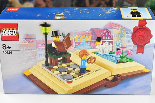 Lego 40291 Creative Personalities 2018