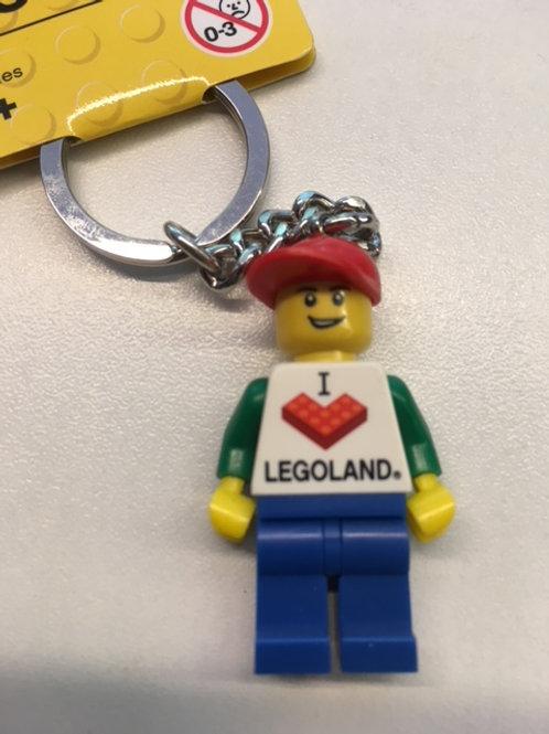 Lego Anahtarlık 851332 Legoland Erkek