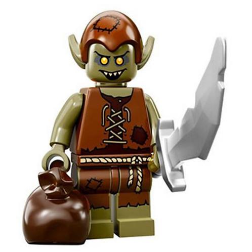 Lego Minifigür Seri 13 Goblin No:5