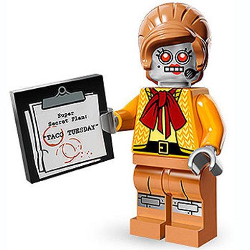 Lego Minifigür Movie Seri Velma Staplebot