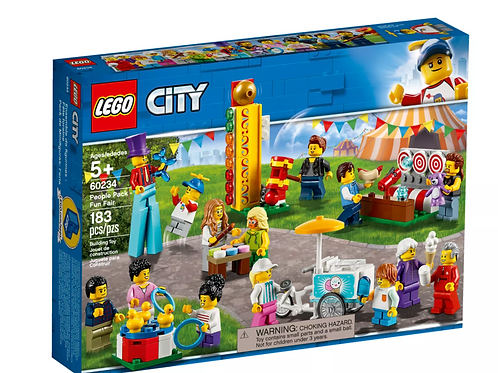 Lego City 60234 People Pack - Fun Fair