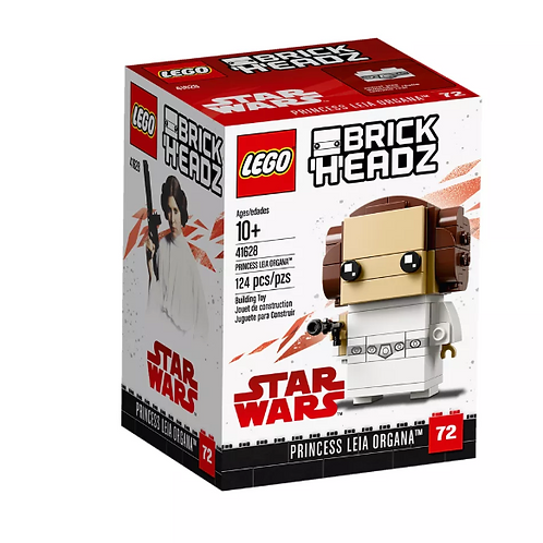 Lego Brick Headz 41628 Star Wars Princess Leia Organa