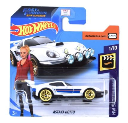 Hot Wheels Astana Hotto