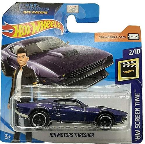 Hot Wheels ION Motors Thresher