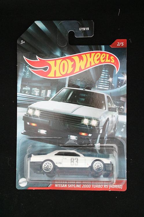 Hot Wheels Nissan Skyline 2000 Turbo RS